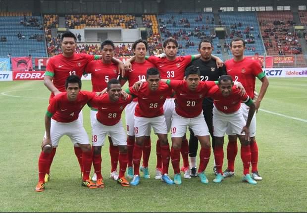 PROFIL Indonesia - Tim Peserta Grup B AFF Suzuki Cup 2012