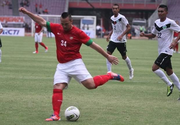 อินโดนีเซีย 1 - 0 ติมอร์ แพ้อย่างแข็งแกร่ง