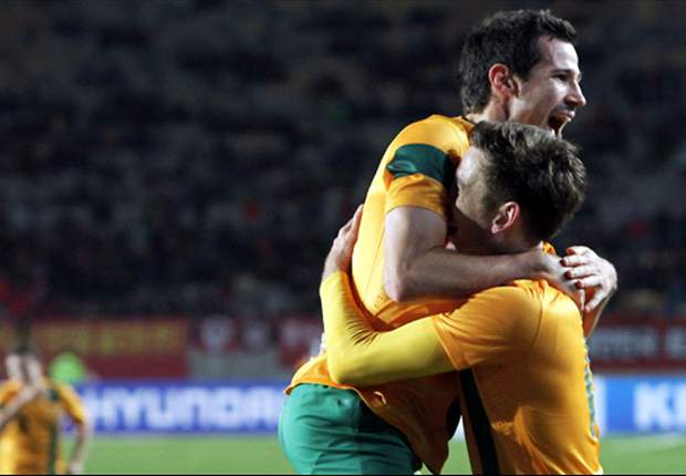 South Korea 1-2 Australia: New faces do trick