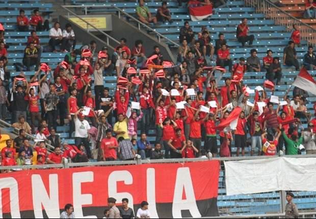 Koin Untuk Tim Nasional Indonesia Terkumpul Rp56 Juta