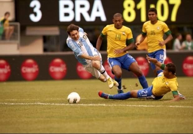 Messi: también por el mejor gol del año