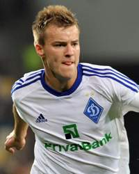 Andriy Yarmolenko, Ukraine International
