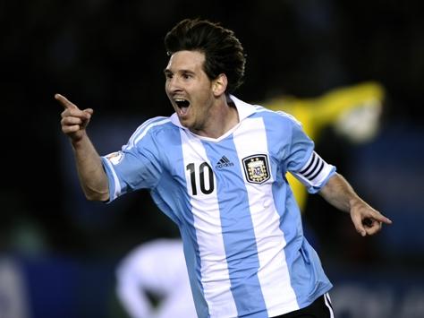 El gran año de Messi en la Selección