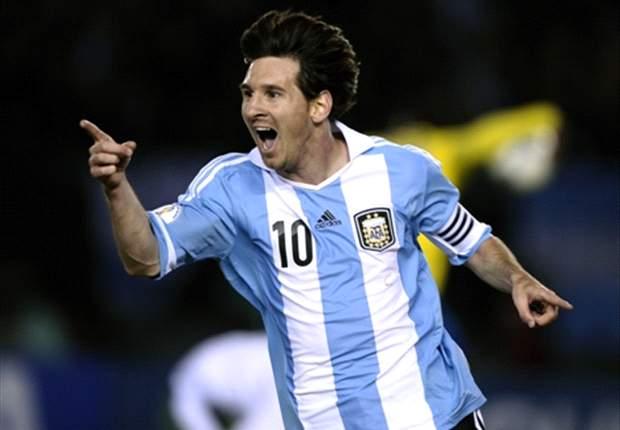 Buscando un adjetivo para Messi