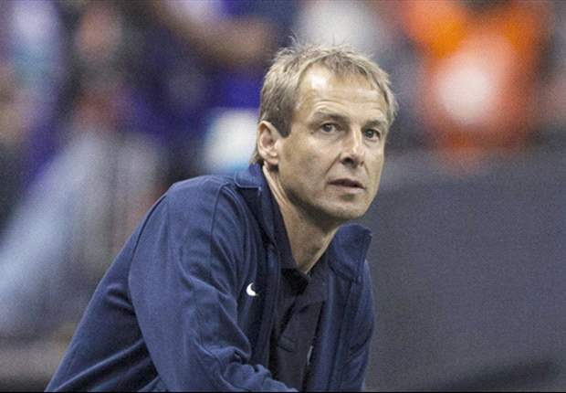 Klinsmann: England deserves to host a World Cup