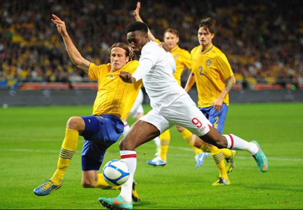 Suécia 4 x 2 Inglaterra: Ibrahimovic brilha, marca golaço e suecos vencem de virada
