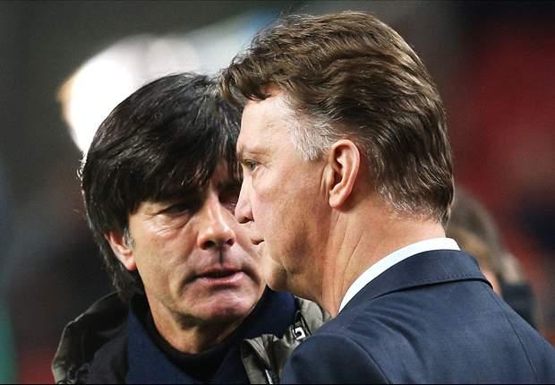 """Van Gaal: """"We wilden provocerende pressing spelen"""""""