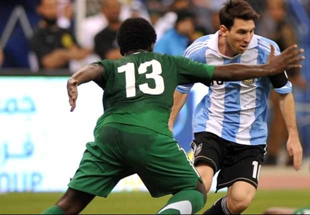 Em amistoso, Argentina fica no empate sem gols com a Arábia Saudita