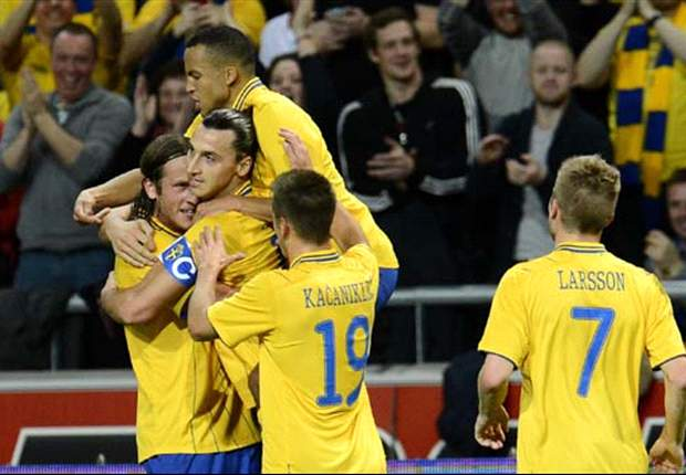 Sweden 4-2 England: Inspirational Ibrahimovic sours Gerrard's big night
