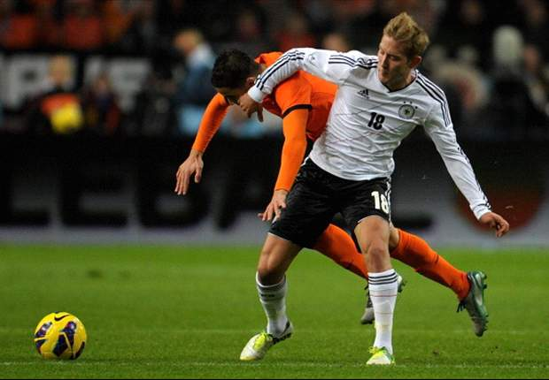 Holtby can't wait to face Netherlands