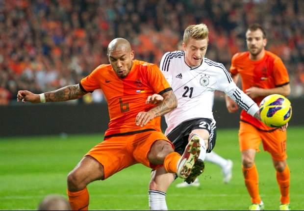 Holanda e Alemanha empatam sem gols em Amsterdã