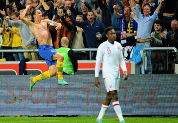 'What have I just seen?' - the best reaction to Ibrahimovic's stunning goal against England