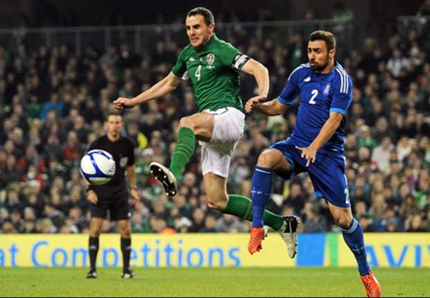Ireland 0-1 Greece: Boys in Green suffer narrow friendly defeat
