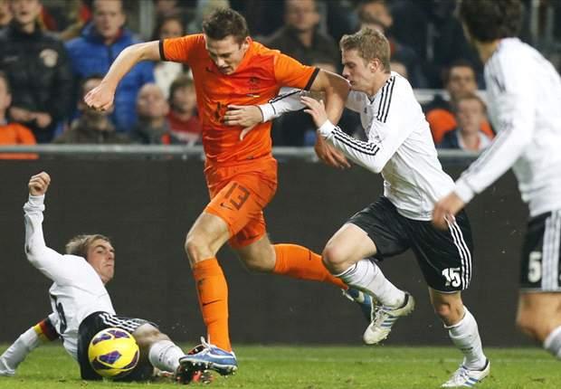 Jerman Imbang Tanpa Gol Hadapi Belanda