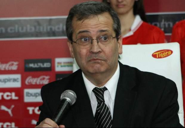 """Javier Cantero: """"Sería insólito que nos quiten puntos"""""""