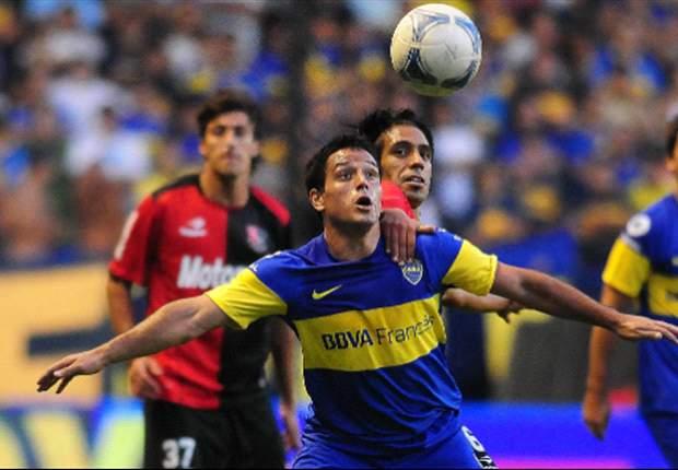 Boca y Newell's buscan no perder el rastro de Vélez