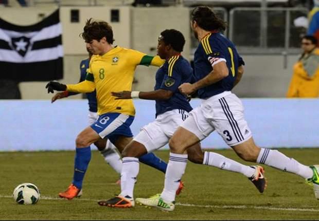 Brasil 1 x 1 Colômbia: em jogo disputado, Neymar perde pênalti e Seleção fica no empate