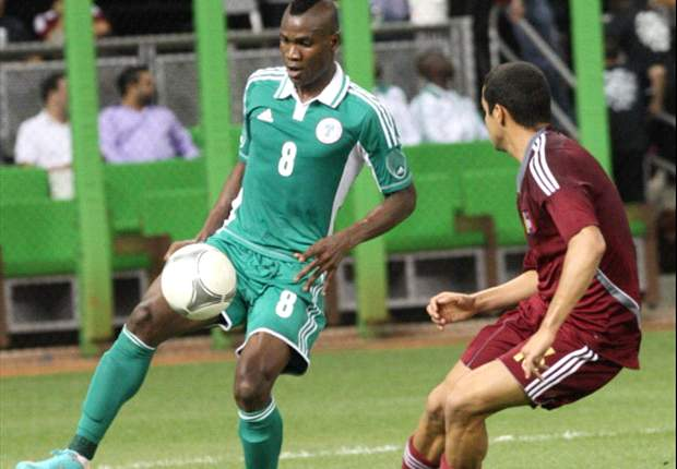 TEAM NEWS: Brown Ideye and Ogenyi Onazi return for Nigeria against Cote D'Ivoire