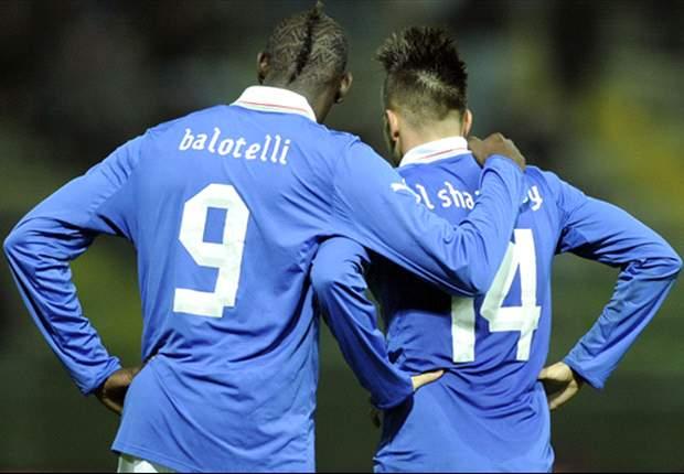 """El Shaarawy invita l'Italia del pallone a credere nei giovani e si pavoneggia di far coppia con SuperMario: """"Una coppia così la invidiano negli altri campionati"""""""