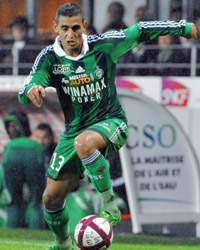 Faouzi Ghoulam, France International