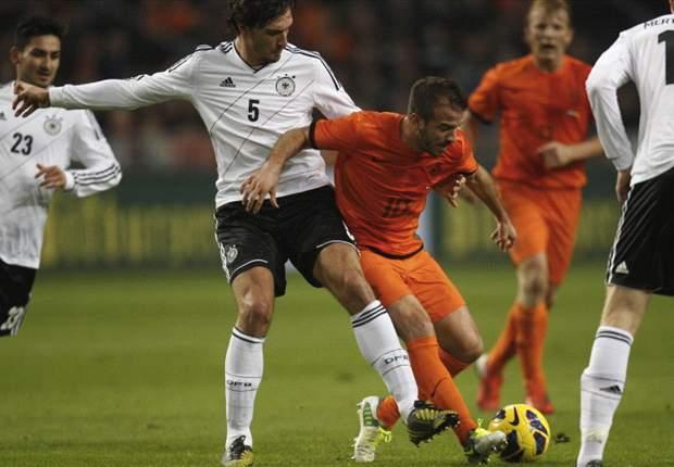 "Hummels: ""Ajax zeer goed, Oranje afwachtend"""
