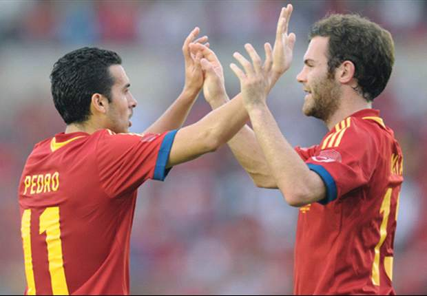 Juan Mata believes Spain are in their prime