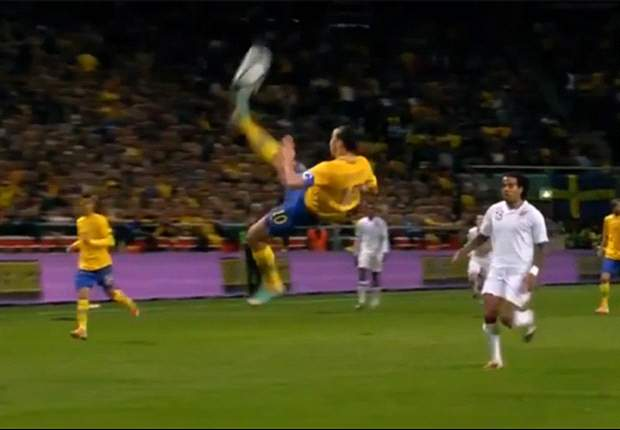 Goal.com World Player Of The Week: Zlatan Ibrahimovic