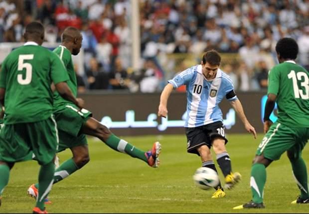 Lionel Messi y su soñado 2012 con Argentina