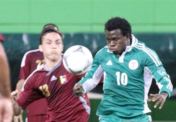 Nigeria finish 2012 in 52nd position on Fifa ranking