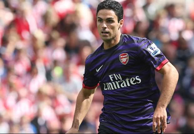 Arsenal star Arteta: It's difficult to play against Fellaini