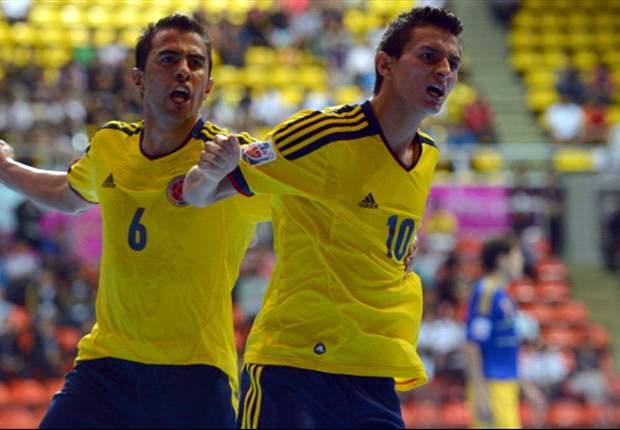Colombia por el sueño de la final