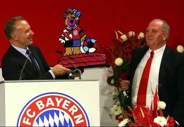 FC Bayern auf dem Weg zu neuem Rekordumsatz