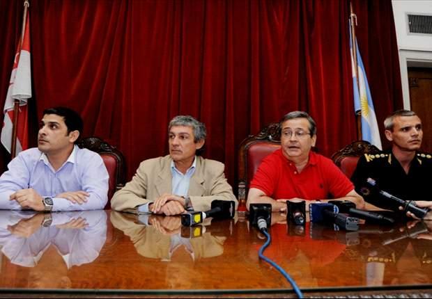 """Cantero: """"La cancha de Independiente no va a ser sancionada"""""""