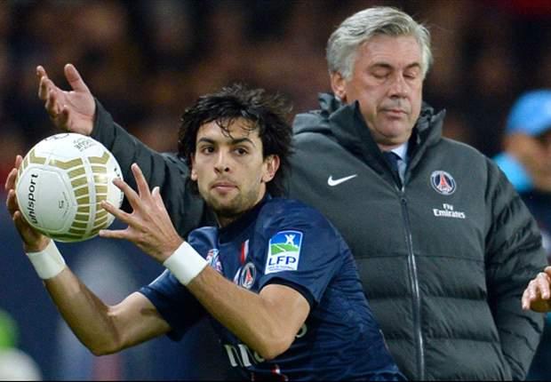 """Pastore in difficoltà, Ancelotti lo rincuora: """"Il momentaccio passerà, presto tornerà ad essere il campione che conosciamo"""""""