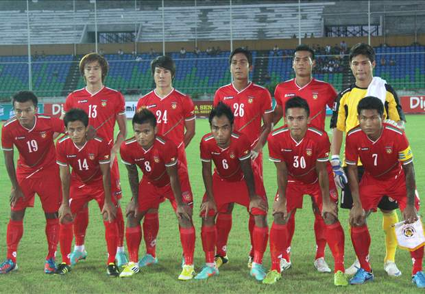 Park announces final 22-man Myanmar squad for 2012 AFF Suzuki Cup