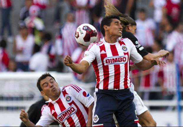 """'Cherokee' Pérez: """"Chivas tiene que dar mucho más"""""""
