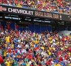 Dunga's perfect Chevrolet Brasil Global Tour 2015