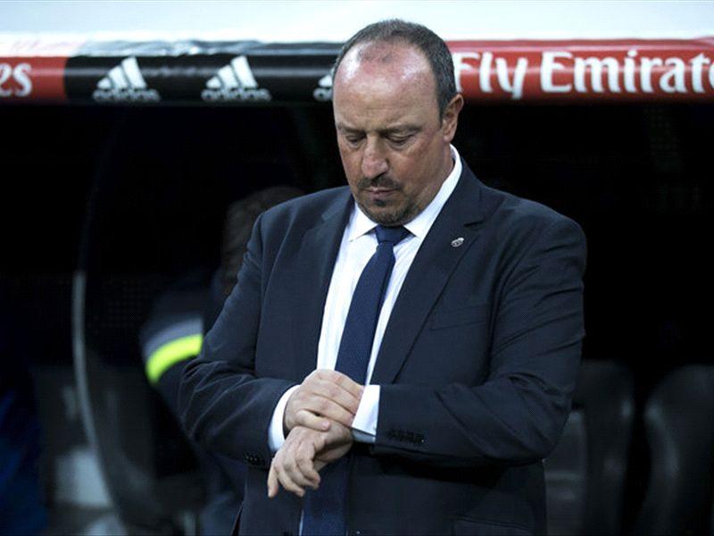 Benitez BACKED by Real Madrid president