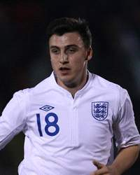 George Thorne, England International