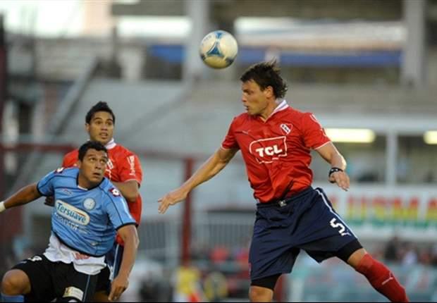 Independiente- Belgrano terminan el partido el miércoles 28