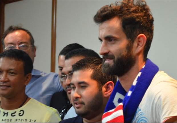 Del Nero sbarca in Malesia, l'ex laziale ha firmato per il Johor FC