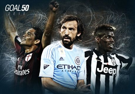 เปิดโผ Goal 50: 10 สตาร์เด่น เซเรีย อา อิตาลี
