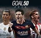 REVEALED: The Liga stars in The Goal 50