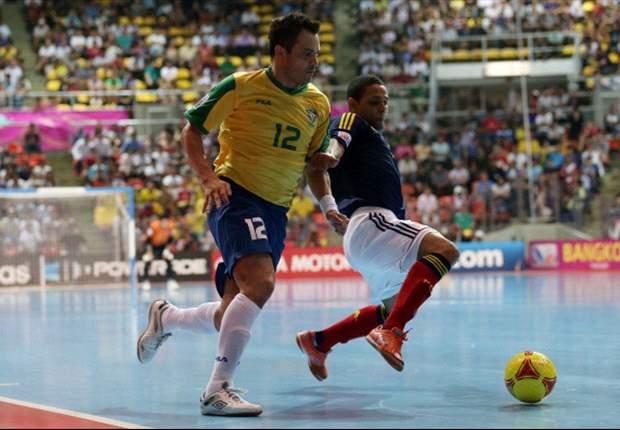 Futsal: Colombia cayó ante el campeón