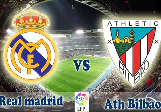 Real Madrid empfängt Athletic Bilbao - kommt es zur Überraschung?