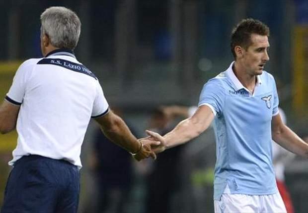 Lazio - FC Internazionale: Berharap Tuah Miroslav Klose