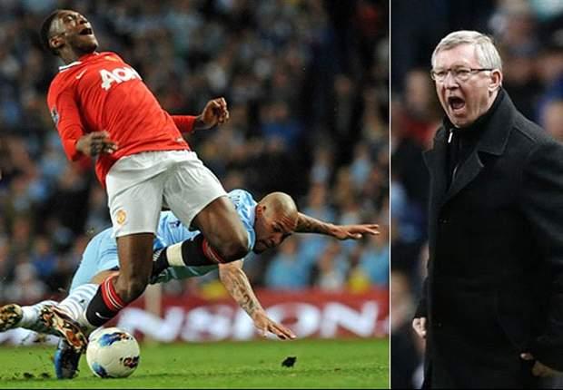 Danny Welbeck Akan Jadi Striker Utama Manchester United