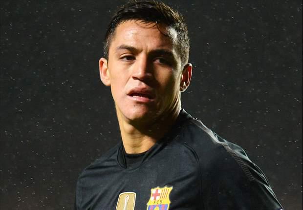 Alexis Sanchez's agent denies Barcelona exit
