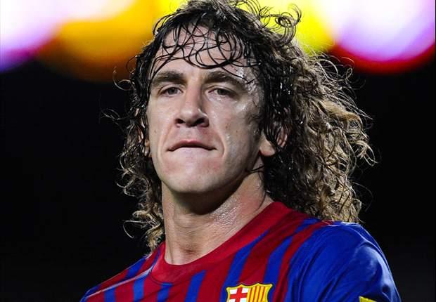 Puyol é a novidade do Barça contra o Zaragoza neste sábado