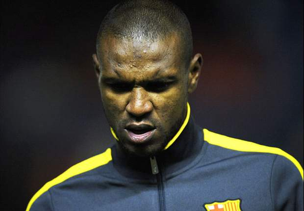 Abidal: I will fight to play football again